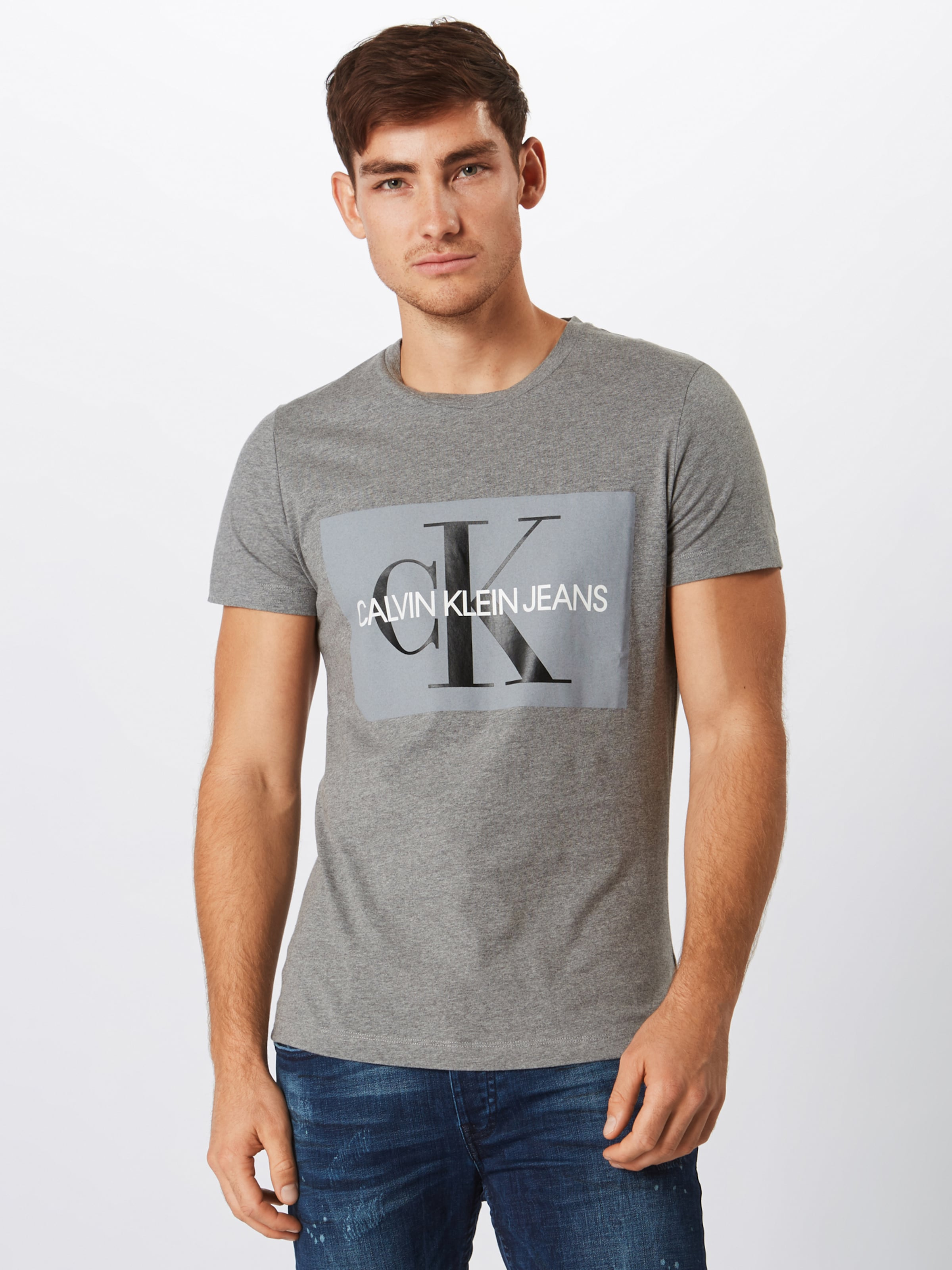 Weiß shirt Klein Jeans GrauSchwarz Calvin In T rxoEdCBWeQ