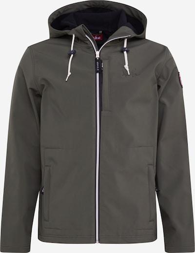 Derbe Prehodna jakna 'Isle of Skye' | oliva barva, Prikaz izdelka