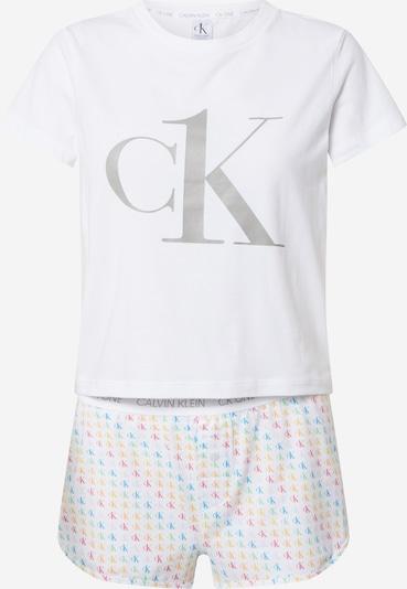 Pižama iš Calvin Klein Underwear , spalva - balta, Prekių apžvalga