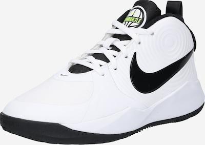 Sportiniai batai 'Team Hustle D9' iš NIKE , spalva - juoda / balta, Prekių apžvalga
