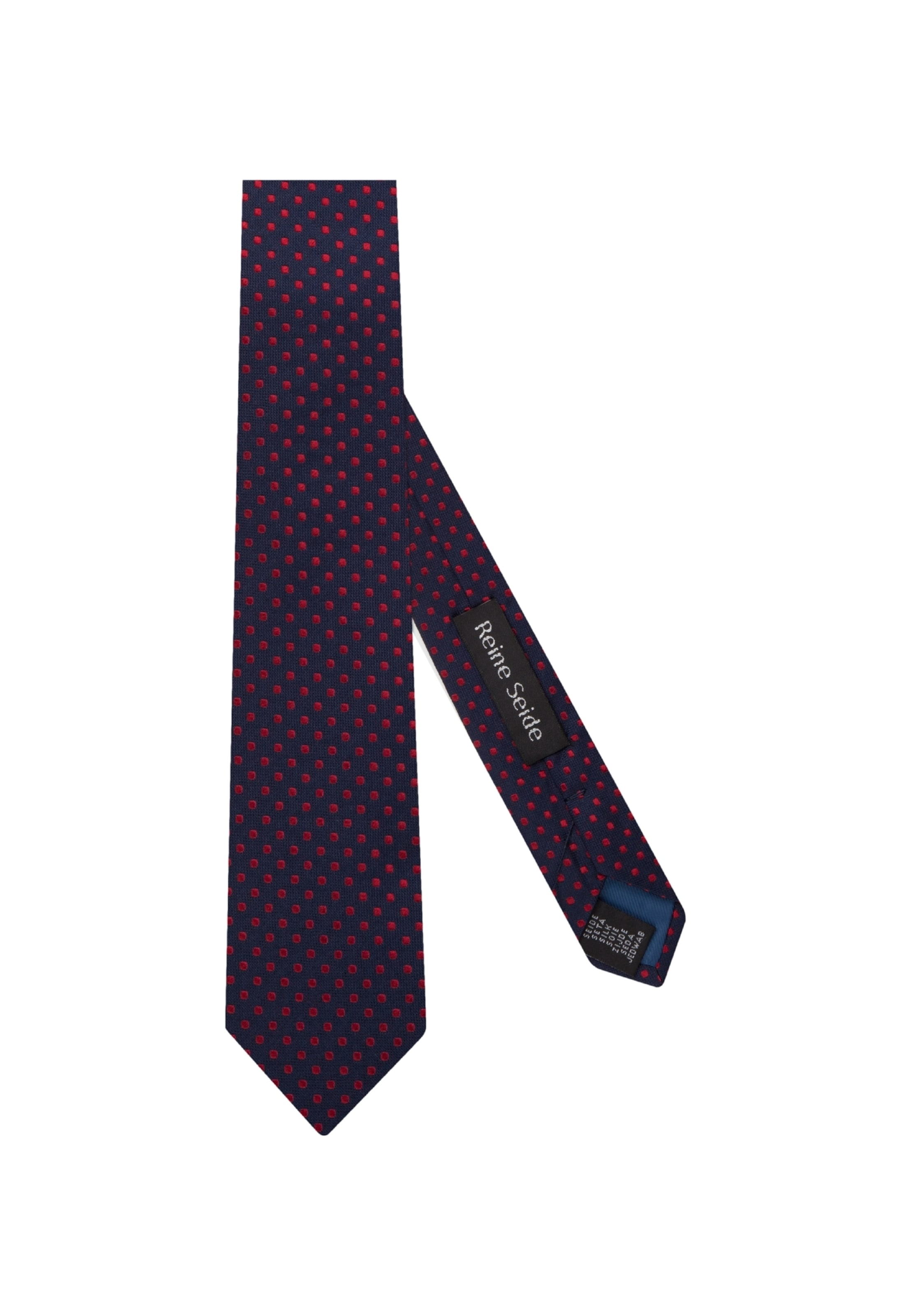 Krawatte Rose ' In Schwarze Seidensticker Blau qSUVzMp