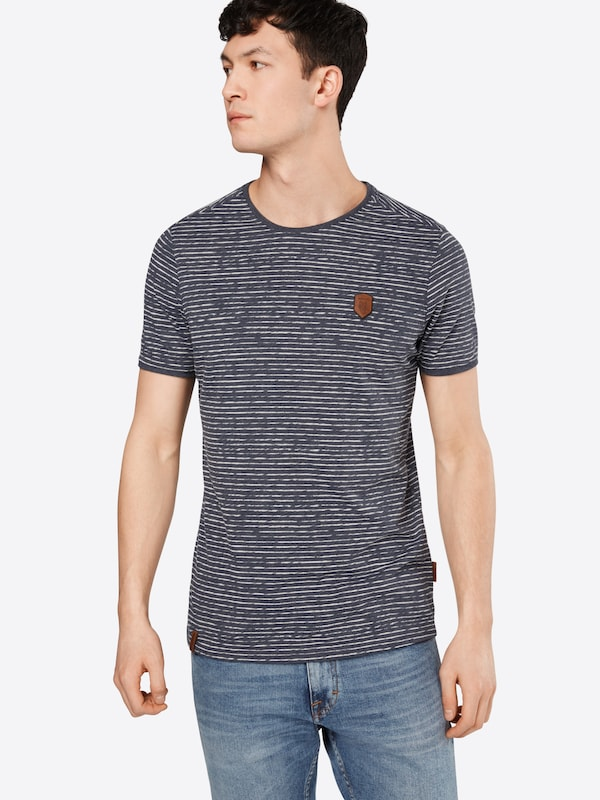 naketano T-Shirt 'Hosenpuper'