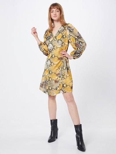 ICHI Kleid 'IXMET' in schwarz, Modelansicht