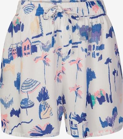CODELLO Shorts in blau / hellorange / rosa / naturweiß, Produktansicht