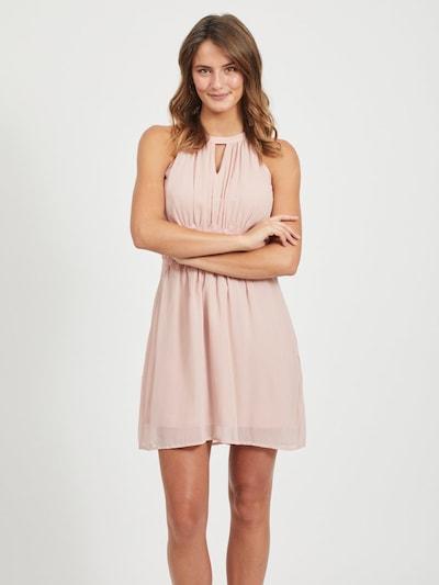 VILA Šaty - pudrová, Model/ka