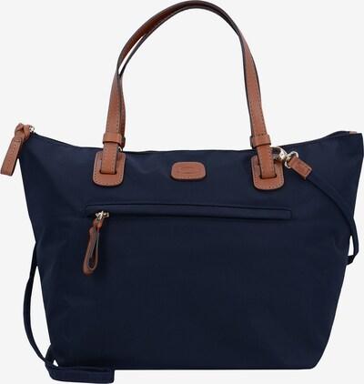 Bric's Handtas in de kleur Blauw, Productweergave