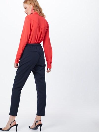 Pantaloni 'CISOFA' CINQUE pe negru: Privire spate