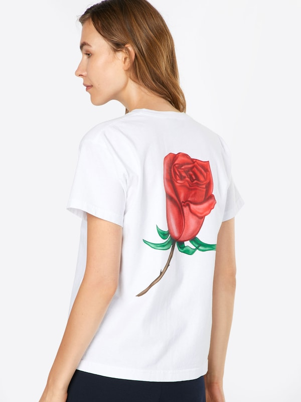 Obey T-Shirt 'SLAUSON ROSE'