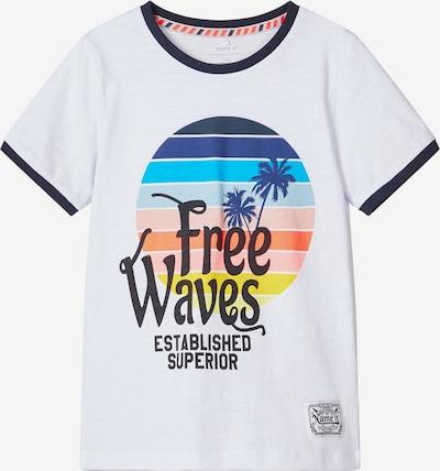 NAME IT T-Shirt in weiß, Produktansicht