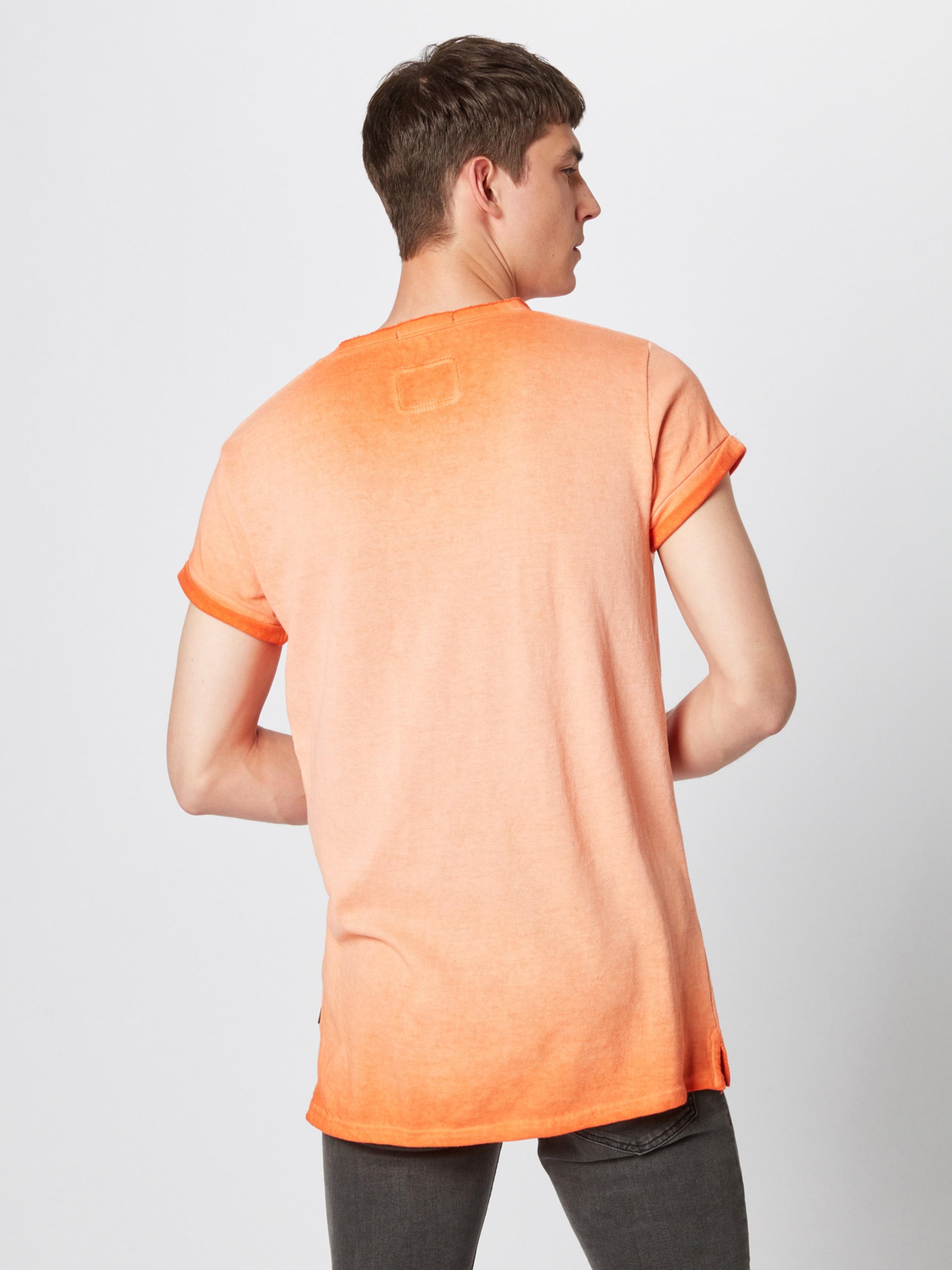'maurice' In Orange Orange 'maurice' Tigha Shirt Shirt In Tigha 3RjS5A4Lqc