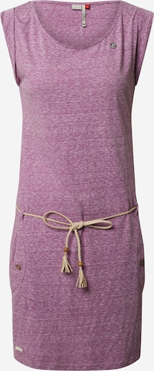 Ragwear Kleid 'TAG' in helllila, Produktansicht
