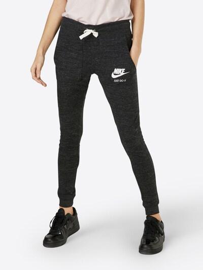 Nike Sportswear Sweathose 'Vintage Pants' in schwarz, Modelansicht