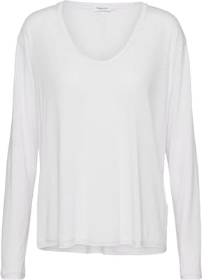 Filippa K Langarmshirt 'Scoop Neck Long Sleeve Top'