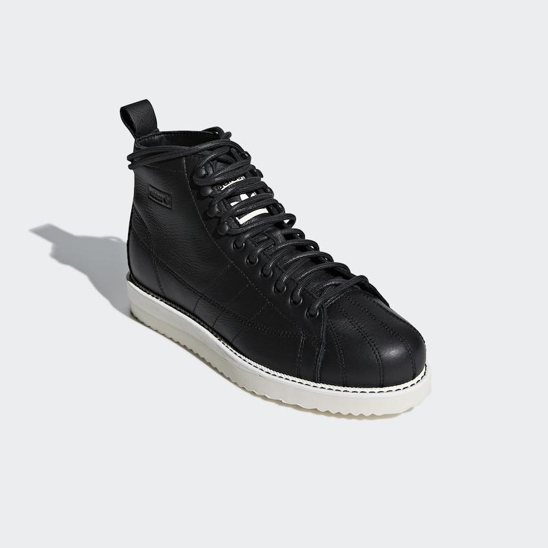Hautes Baskets NoirBlanc Boot Originals Adidas En W' 'superstar QrdxBCWeo