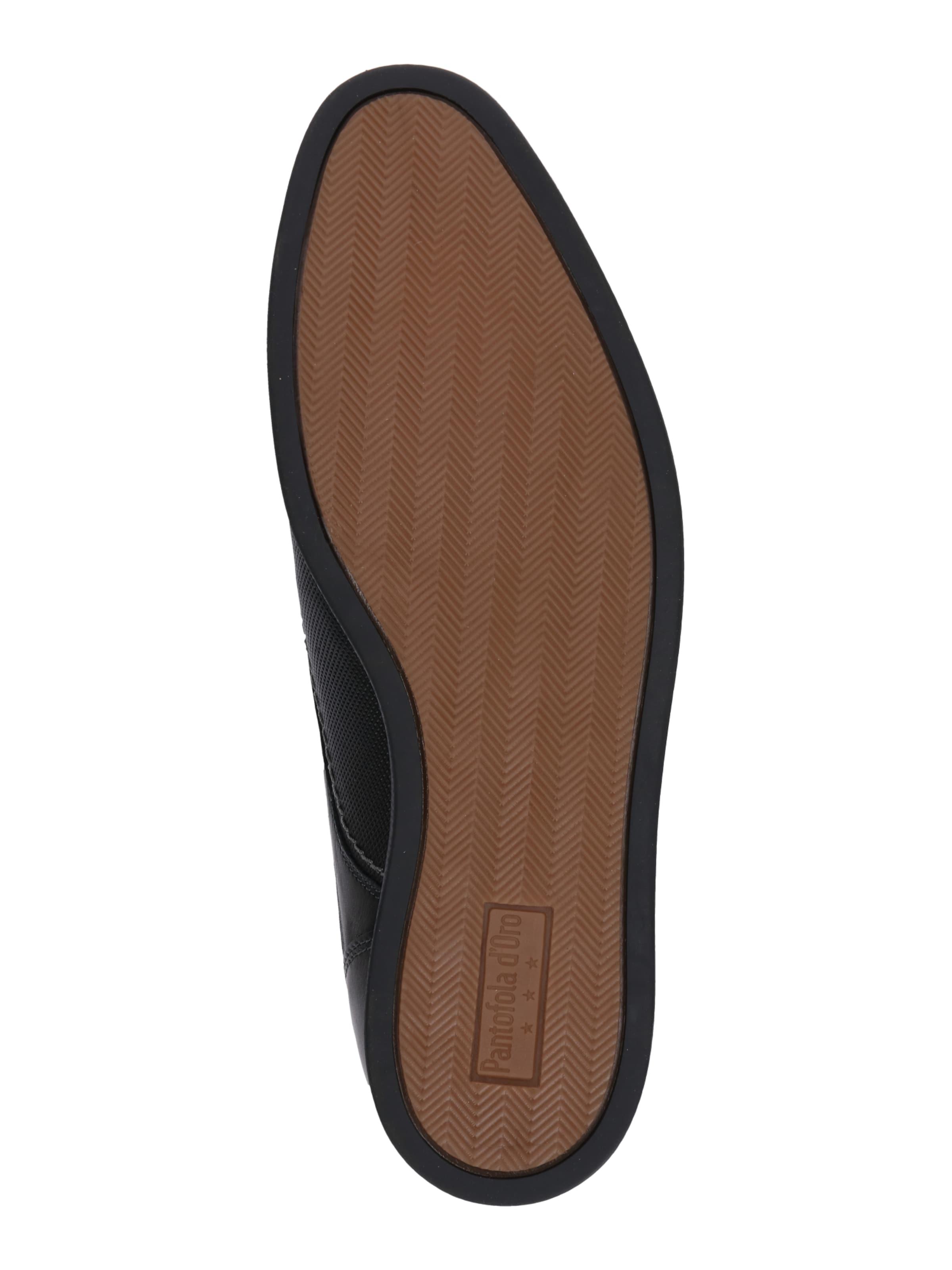 'urbino' D'oro Halbschuh Pantofola In Schwarz K1JclF