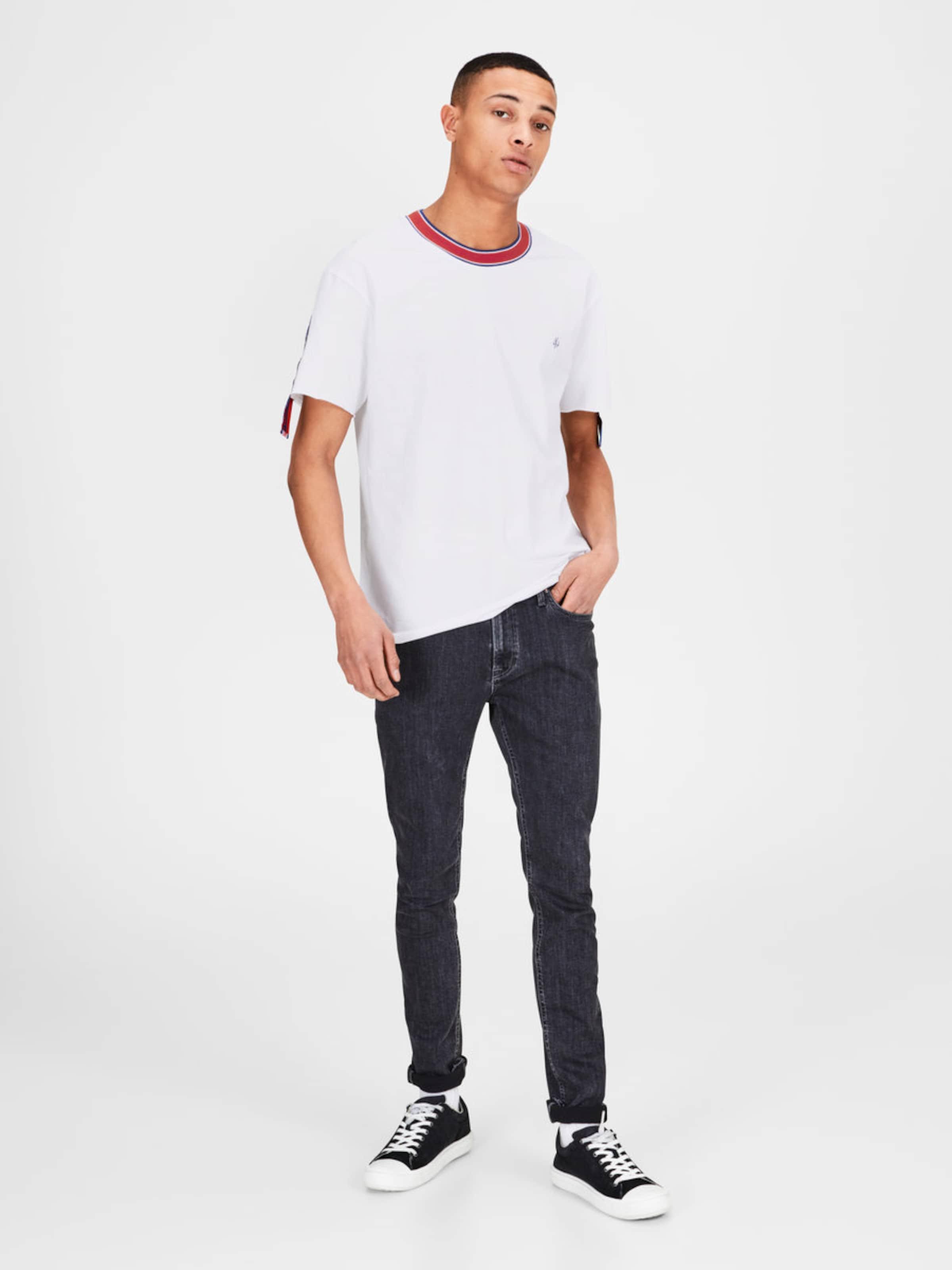 Günstiges Shop-Angebot JACK & JONES Grafik T-Shirt Billig Verkauf Sneakernews Spielraum Fabrikverkauf Günstig Kaufen Rabatt BbS7oG