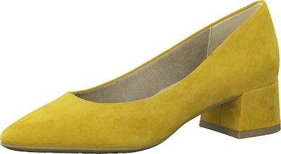 MARCO TOZZI Klassische Pumps in gelb, Produktansicht