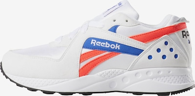 Reebok Classic Sportschuh 'Pyro' in blau / orangerot / weiß, Produktansicht