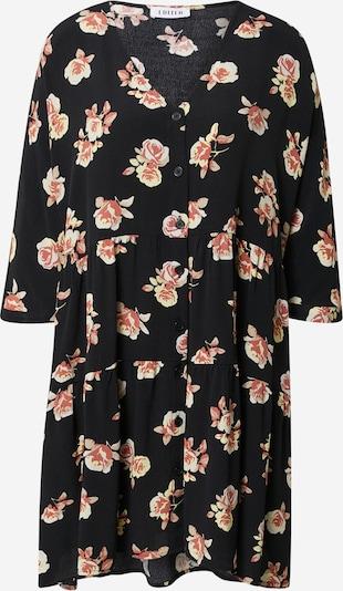 EDITED Sukienka koszulowa 'Marisa' w kolorze czarnym, Podgląd produktu
