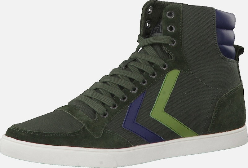 Hummel | Sneaker 'Slimmer Stadil Duo Canvas High'