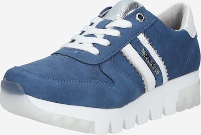 Dockers Niske tenisice u plava / bijela, Pregled proizvoda