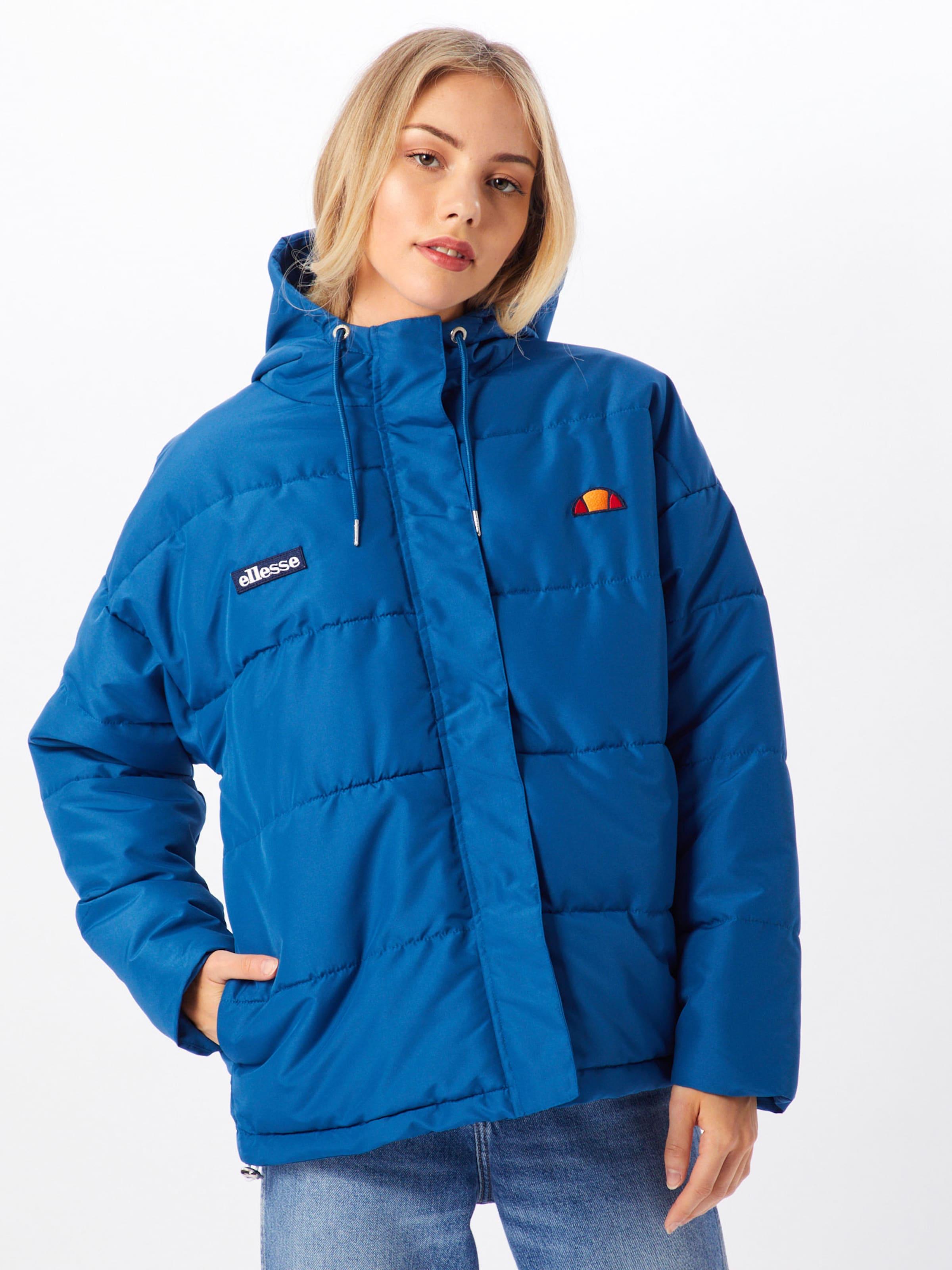 Ellesse D'hiver 'pejo' En Veste Bleu f7y6Ybg