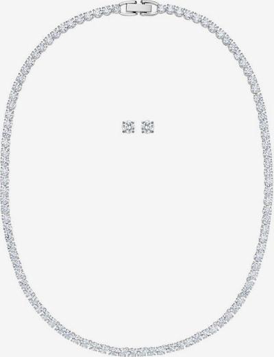 Swarovski Set 'Tennis' in silber, Produktansicht