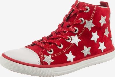 LURCHI Sneaker in rot, Produktansicht