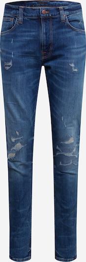 Nudie Jeans Co Jeans 'Lean Dean' in blue denim: Frontalansicht