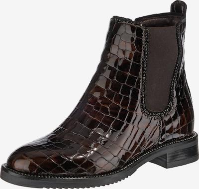 JOLANA & FENENA Chelsea Boots in beere, Produktansicht
