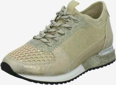 LA STRADA Sneakers in gold / schwarz / silber / weiß, Produktansicht