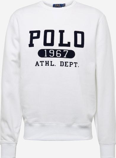 POLO RALPH LAUREN Sweatshirt 'LSCNM1' in de kleur Wit, Productweergave
