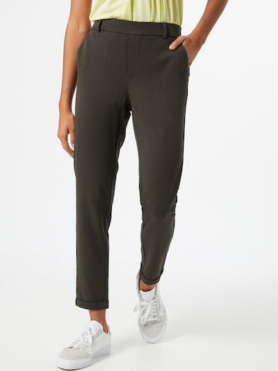Pantaloni 'MAYA' VERO MODA pe gri bazalt: Privire frontală