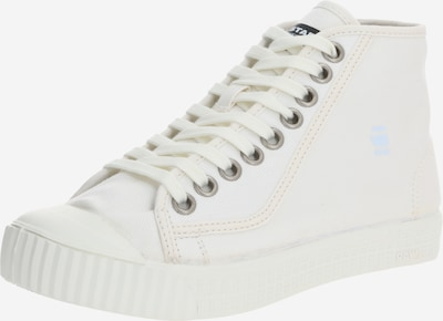 G-Star RAW Sneaker High 'ROVULC' in weiß, Produktansicht