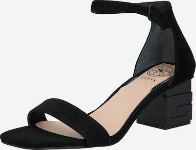 GUESS Sandale 'Maeva' in schwarz, Produktansicht