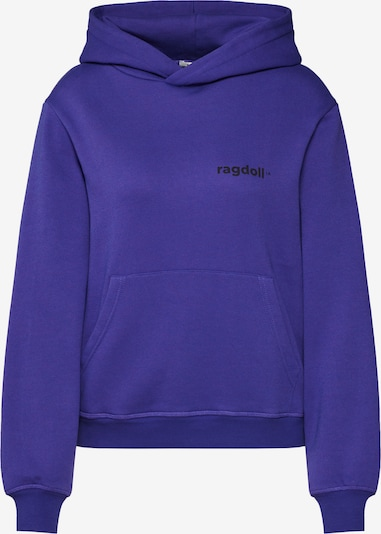 Ragdoll LA Sweatshirt 'Pull On Hoodie' in lila, Produktansicht