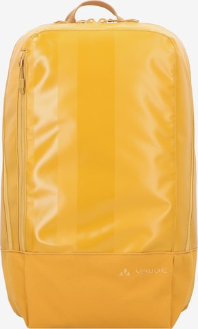 VAUDE Sports Backpack 'Nore' in Yellow