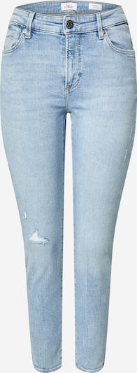 s.Oliver Jeans in himmelblau, Produktansicht