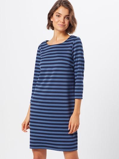 VILA Jerseykleid 'Tinny' in dunkelblau, Modelansicht