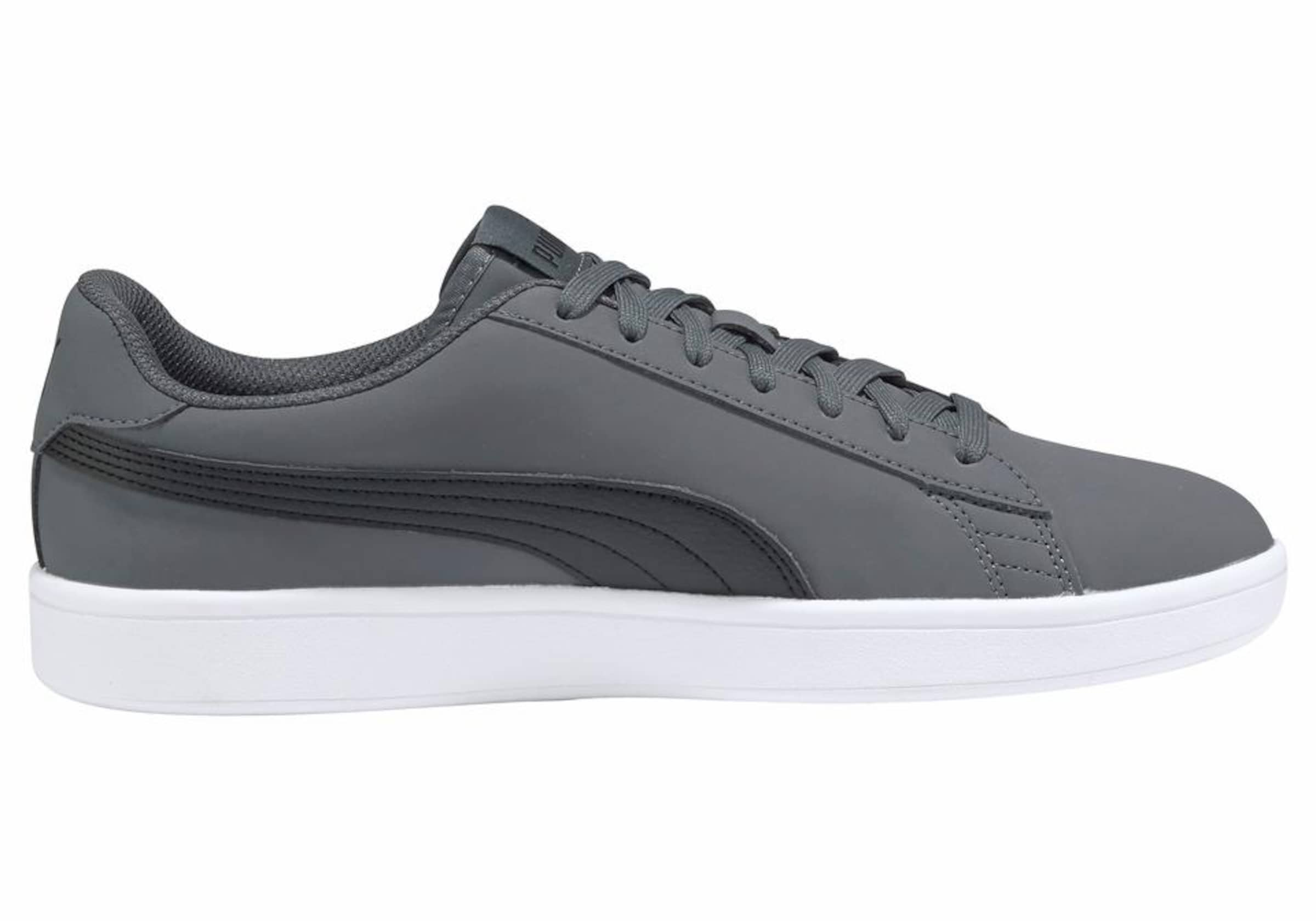 Puma 'smash V2 Sneaker In Weiß Buck' GrauAnthrazit wN8n0vm