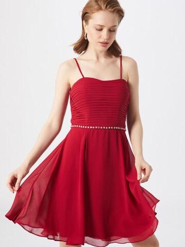 STAR NIGHT Kleid in Rot
