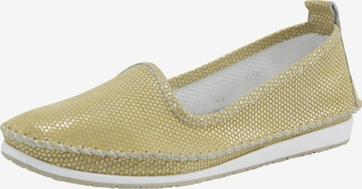 ANDREA CONTI Slipper in gold, Produktansicht