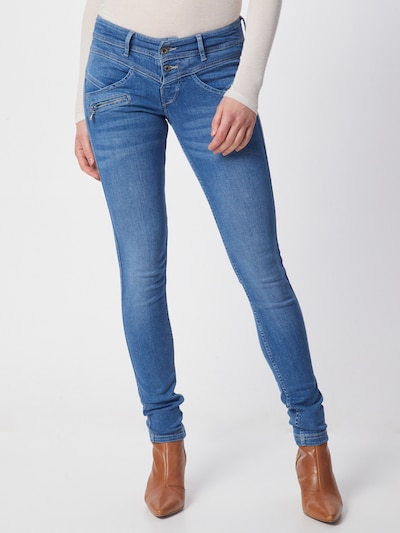 FREEMAN T. PORTER Jeans 'Coreena' in blue, View model