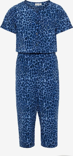 NAME IT Jumpsuit in blau / kobaltblau: Frontalansicht