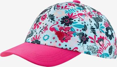 JACK WOLFSKIN Cap in rosa, Produktansicht