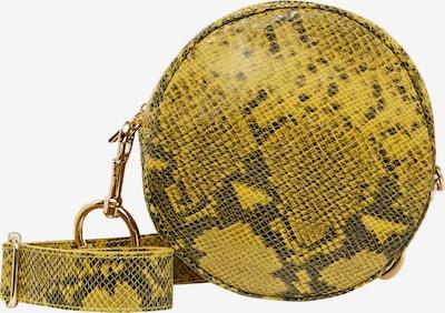 FELIPA Schoudertas in de kleur Geel: Vooraanzicht