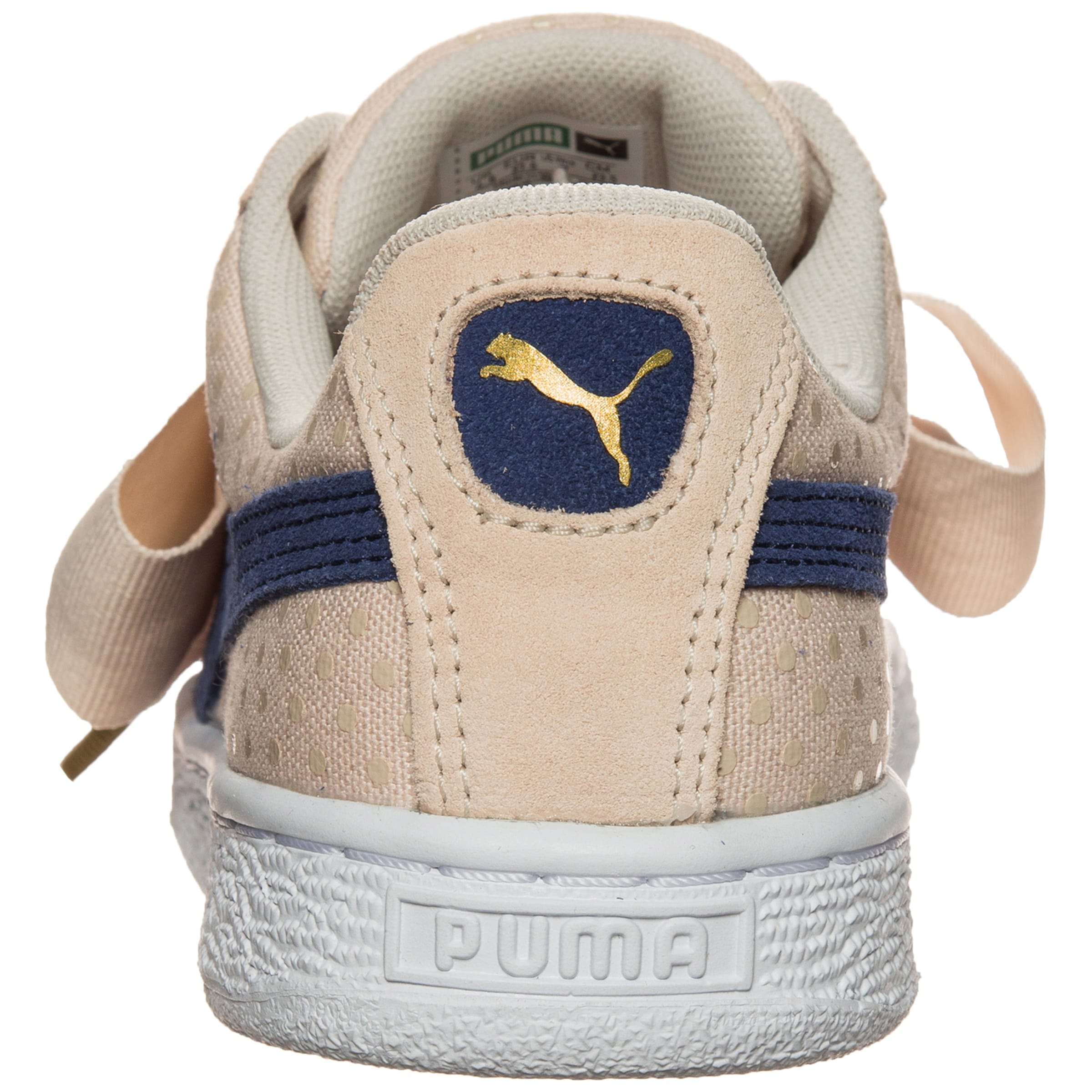 Rabatt Extrem PUMA 'Basket Heart Denim' Sneaker Einkaufen Genießen J6J3xW