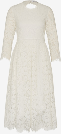 IVY & OAK Kleita 'Lace Dress Fit And Flair' pieejami balts, Preces skats