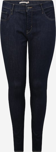 Levi's® Plus Jeans '310™ PL SHAPING SUPER SKINNY' in de kleur Blauw denim, Productweergave