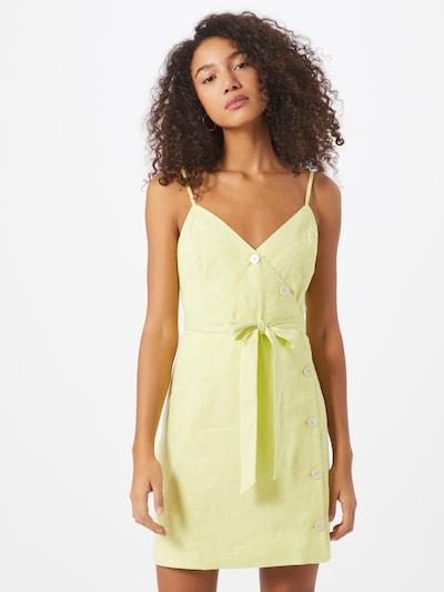 citromzöld Banana Republic Nyári ruhák, Modell nézet